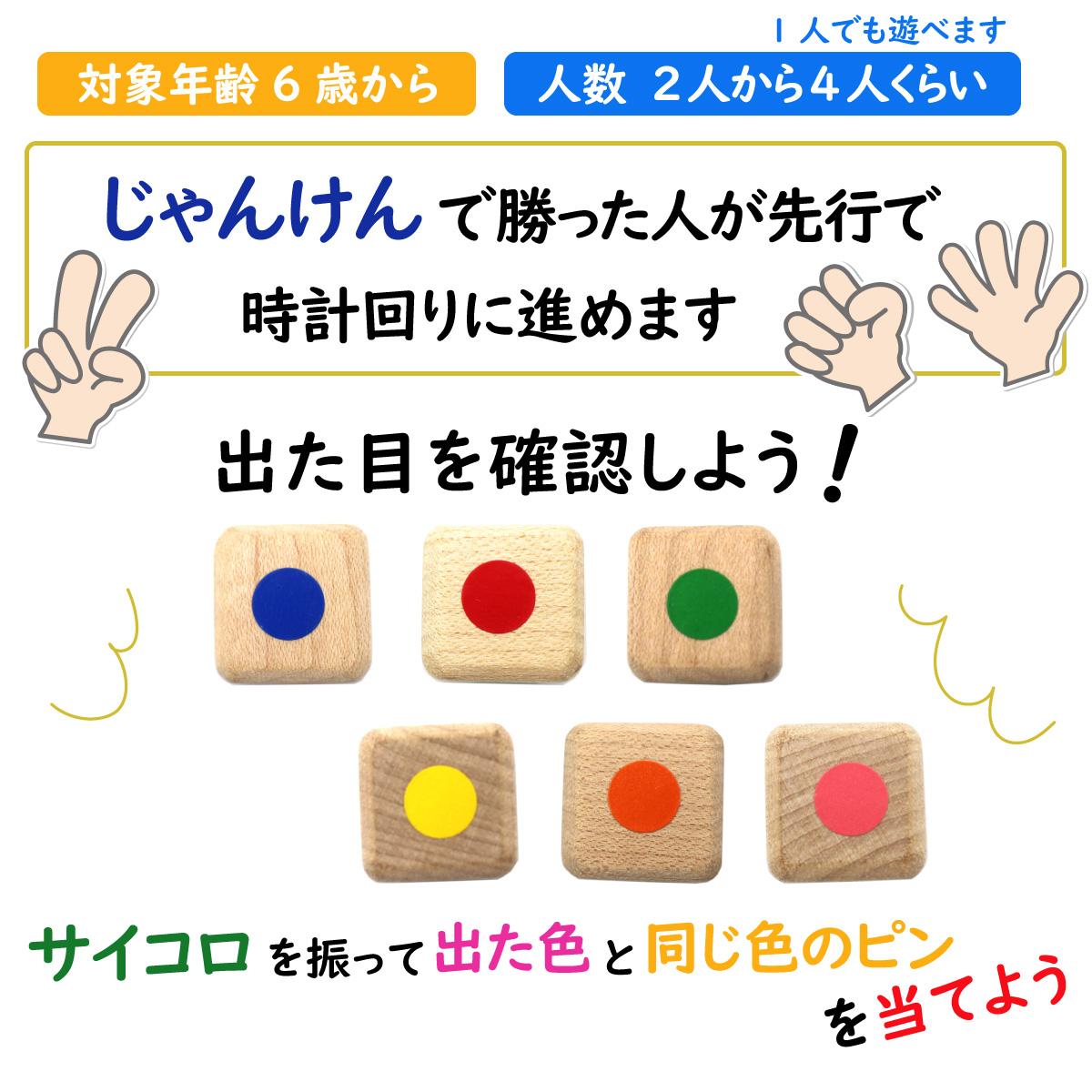 ロバンゲームの駒紹介ーダイちゃん